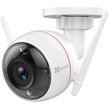 Ezviz C3W 1080p WLAN Überwachsungskamera mit Farbnachtsicht für 75,90€ (statt 100€)