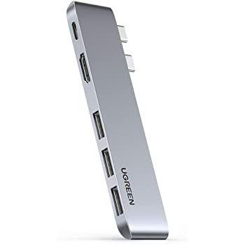 UGREEN USB C Hub für MacBooks mit 5 Ports für 19,99€ (statt 40€)