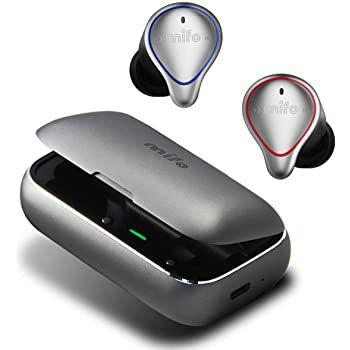 Mifo O5 Plus BT 5.0 TWS InEar Kopfhörer mit bis zu 100h Spielzeit für 76,49€ (statt 90€)
