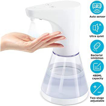 Automatischer Desinfektionsspender mit Sensor für 16,17€ (statt 27€)