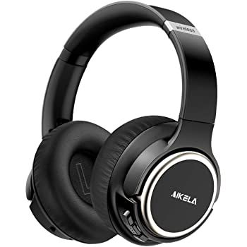 AIKELA A7 OverEar BT 5.0 Headset mit CVC & bis zu 40h Spielzeit für 22,56€ (statt 48€)
