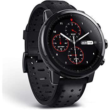 Amazfit Stratos 2S Smartwatch mit GPS, Rundum Transflektionsdisplay & 12 Sportmodi für 109,99€ (statt 130€)
