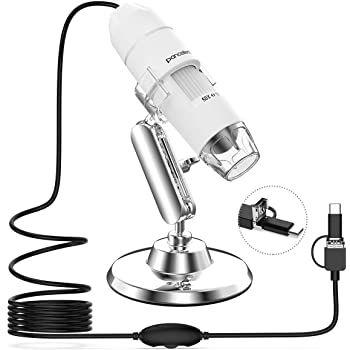 USB oder WLAN Mikroskop mit bis zu 1000x Vergrößerung ab 17,99€ (statt 30€)