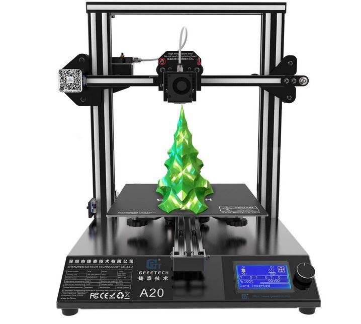 Geeetech A20 – 3D Drucker DIY Kit für 199€ (statt 299€)