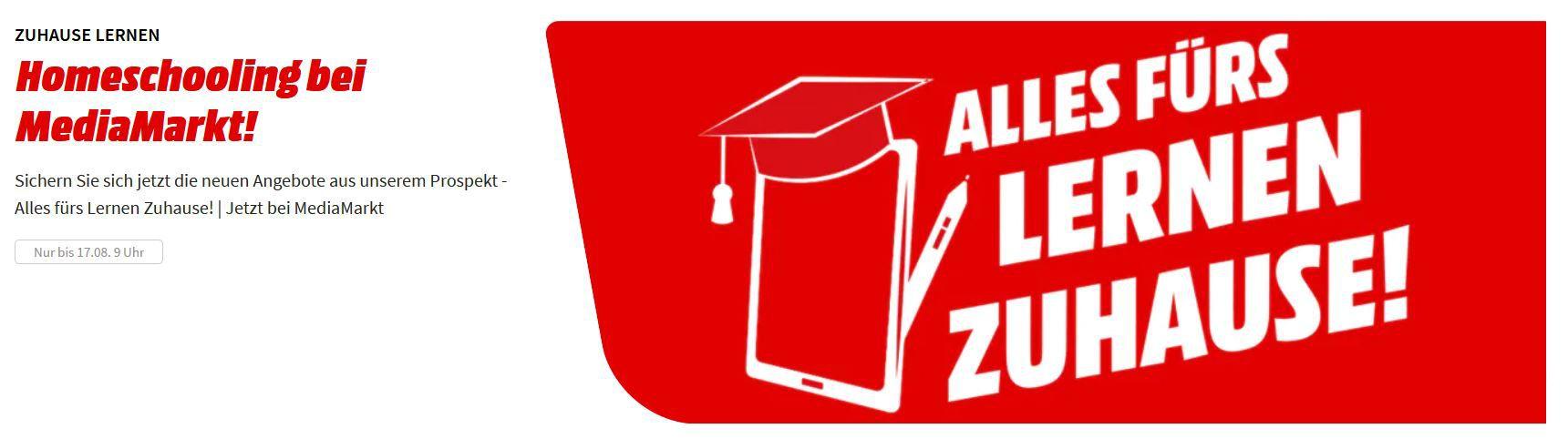 Media Markt Home Schooling Aktion: z.B. MSI Optix 27 Zoll WQHD Monitor ab 336,05€ (statt 385€)