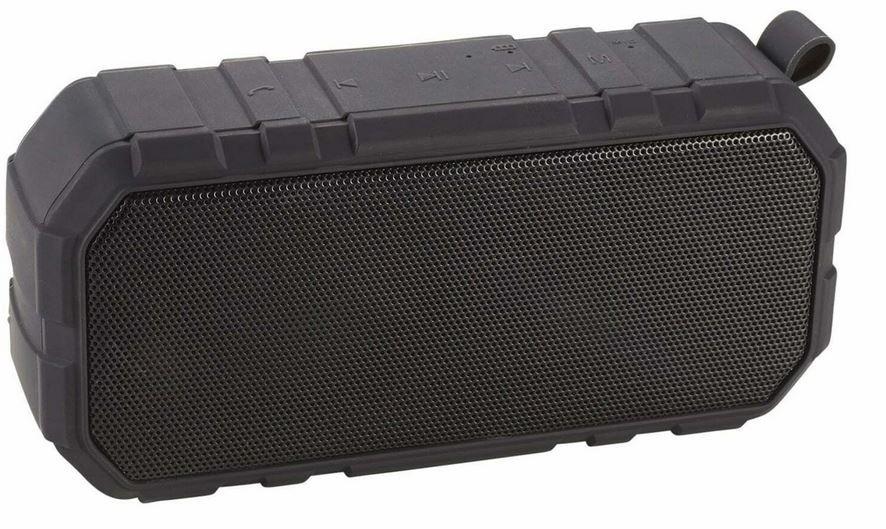 mobiler Bluetooth Lautsprecher IPX6 wasserfest mit Freisprechfunktion für 11,99€ (statt 25€)