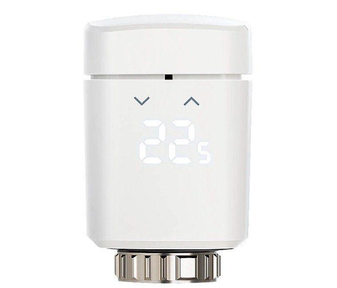 Eve Thermo Gen 2 (2017) Heizkörperthermostat für Apple HomeKit für 34,76€ (statt 53€)