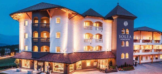 2 bis 3 ÜN im 4* Solea Boutique & Spa Hotel (HC 100%) in Südtirol inkl. Halbpension ab 245€ p.P.