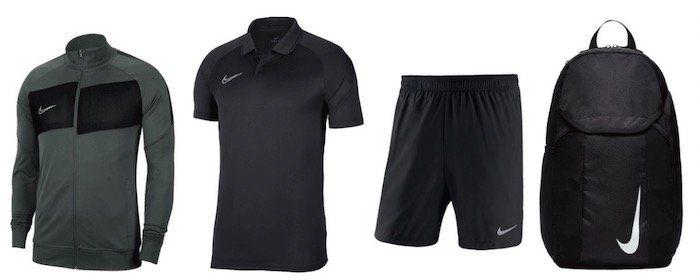 Nike Academy Pro Freizeit Set 4 teilig für 67,95€ (statt 78€)