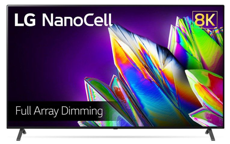 Bis 19:00 Uhr: 🔥 LG NANO979NA   75 Zoll NanoCell 8k Fernseher für 2.991,66€ (statt 4.738€)