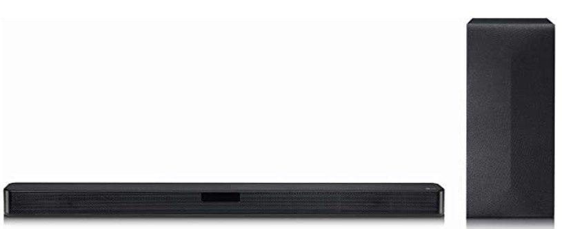 LG DSN4   2.1 Soundsystem mit 300 Watt und ARC für 174,58€ (statt 194€)