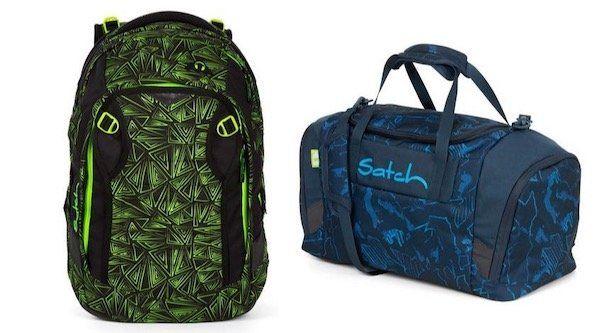 Thalia: bis zu 30% Rabatt auf Schulbedarf   z.B. Satch Match Green Schulrucksack für 112,99€ (statt 129€)
