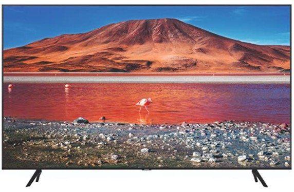 Samsung GU65TU7079   65 Zoll UHD Fernseher ab 534,91€ (statt 689€)