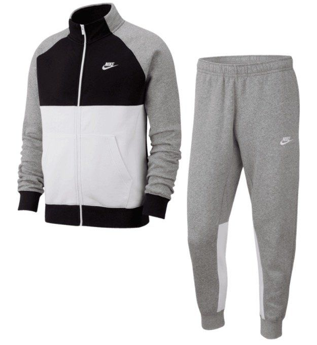 Nike Trainingsanzug Sportswear CE Track Suite Fleece für 59,95€ (statt 85€)