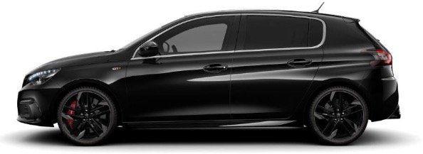 Peugeot 308 GTI Sport PureTech 263 mit 262PS & Denon Sound für 249€ mtl.   LF 0.71