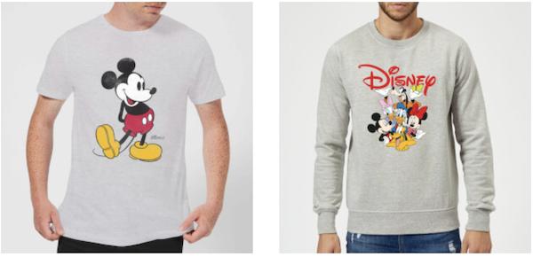 Vorbei:  Disney Pullover + T Shirt für 3,49€ (statt 35€)