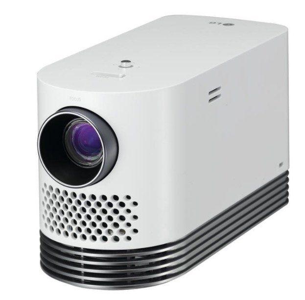 LG Andante 2.0 HF80LS Full HD Laser Beamer für 799€ (statt 981€)