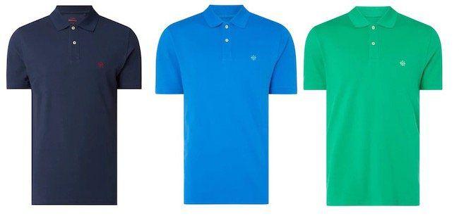 Montego Poloshirt aus Piqué in Restgrößen für je 7,99€ (statt 16€)