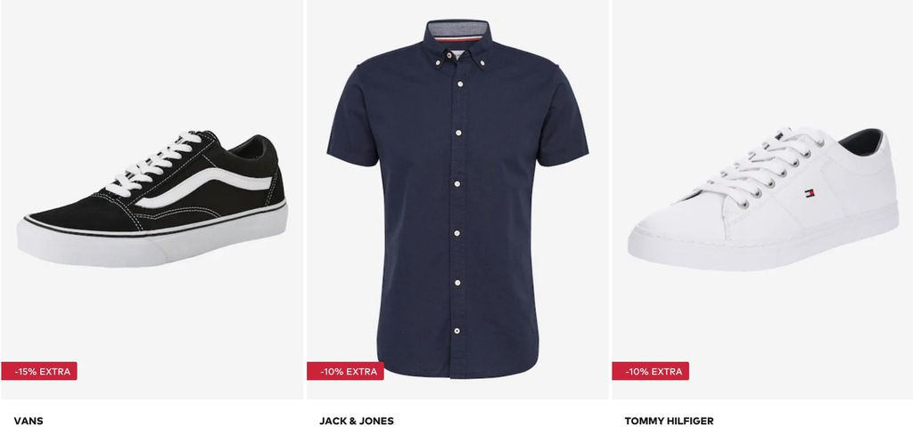 About You Final Summer Sale mit bis 60% Extra Rabatt   z.B. Tom Tailor Hemd für 26,91€ (statt 40€)