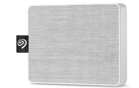 Seagate One Touch SSD white 1TB Portable SSD mit USB3.0 für 90,13€ (statt 125€)
