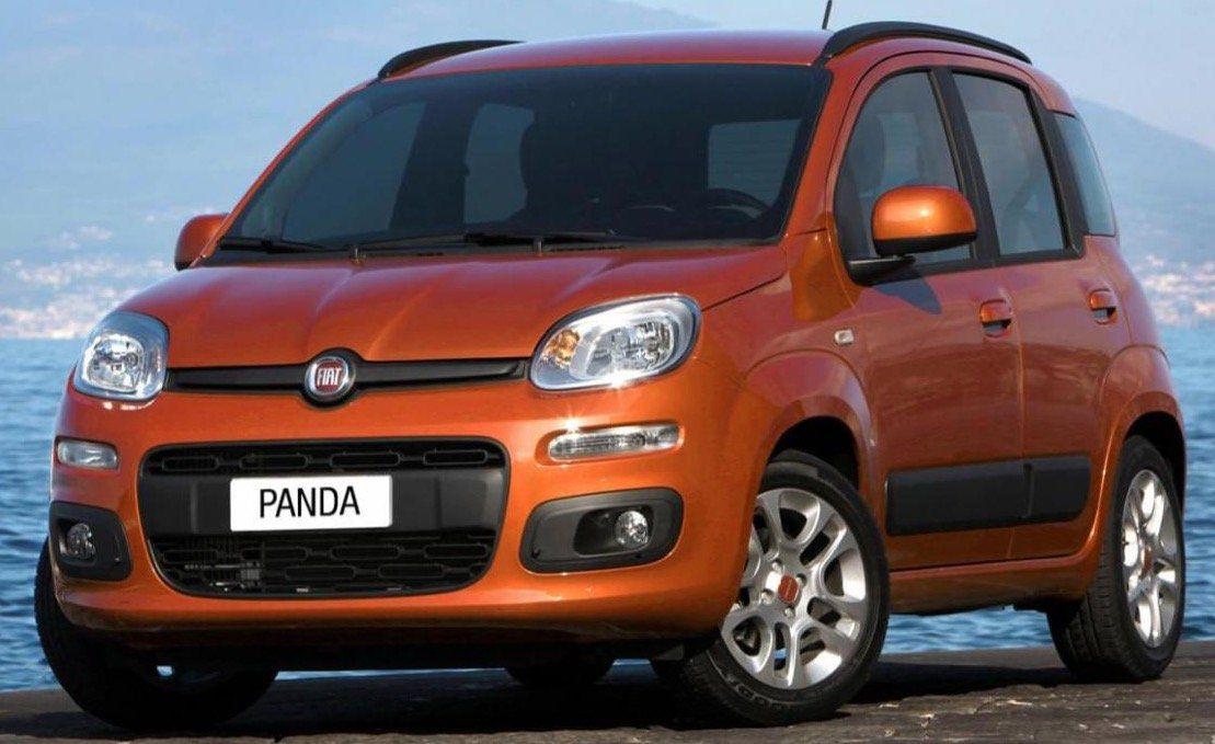 Gebraucht: Fiat Panda Easy 1.2 8V mit 69 PS für 50€ mtl.