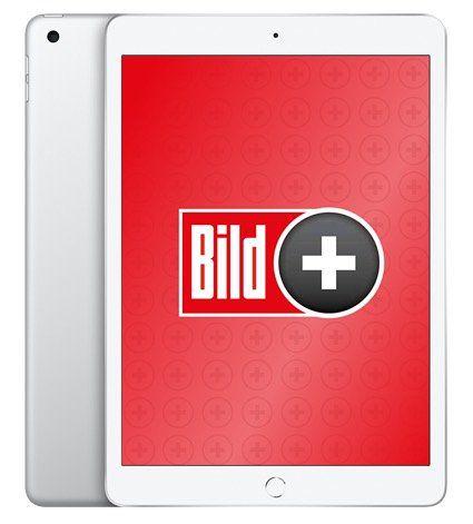 🔥 Apple iPad (2020) 32GB WiFi (Vergleich 356€) + 24 Monate BILDplus Premium für mtl. 14,99 (statt 19,99€)