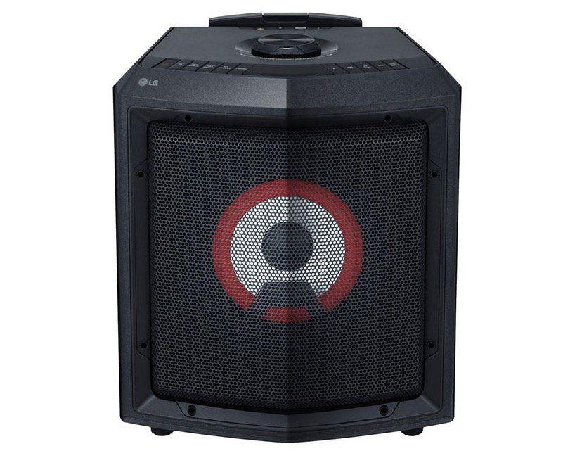 LG RL2 Party Lautsprecher mit Karaoke Funktion für 74,76€ (statt 115€)   Neukunden nur 53,51€