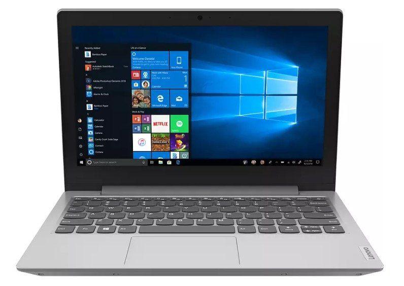 Lenovo IdeaPad 1 Notebook mit 64GB eMMC für 183,98€ (statt 238€)