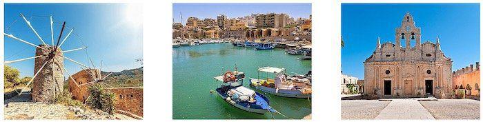 15 Tage Studienreise Kreta inkl. 8 Tage 5 Sterne Luxushotel und Flügen ab 199€ p.P. (stornierbar)