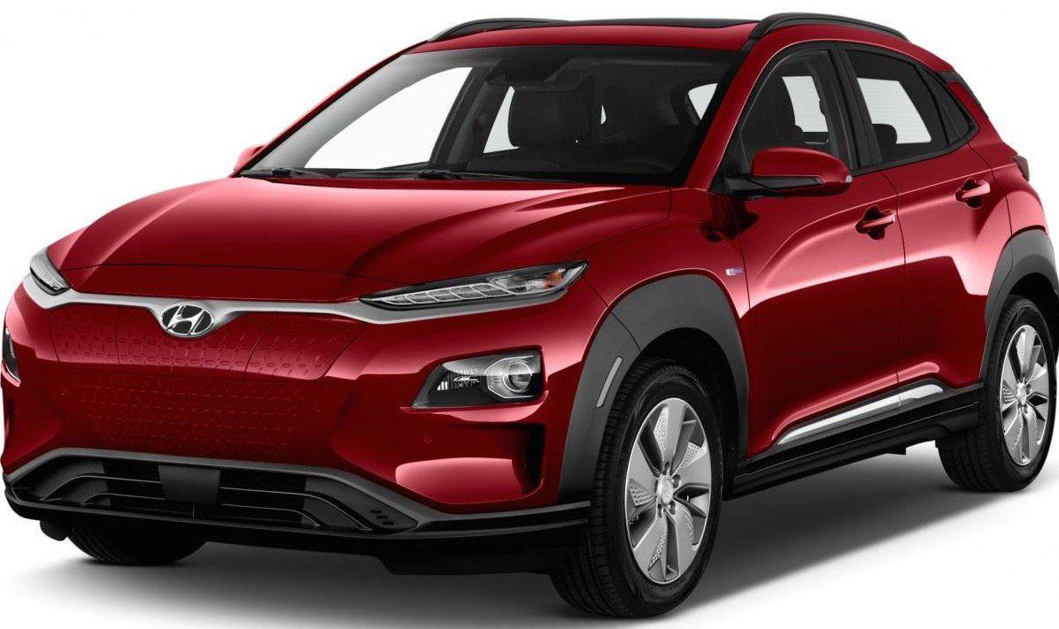 Abgelaufen! Hyundai KONA Elektro Advantage mit 136 PS nur 69€ mtl. netto   LF: 0,27