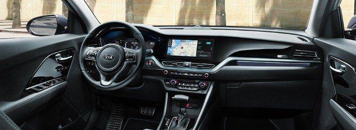 Gewerbe: Kia Niro PHEV Hybrid mit guter Ausstattung und 141PS für 73,29€ brutto mtl.   LF 0,4