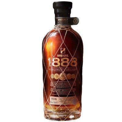 Brugal 1888 Rum (1x 0,7 Liter) für nur 29,23€ (statt 39€)   Sparabo