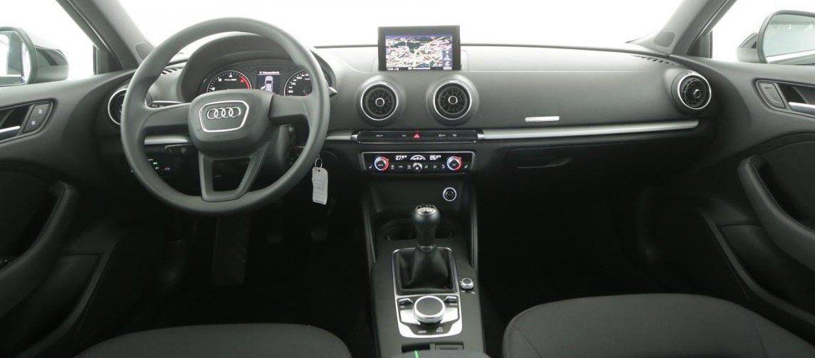Gebraucht: Audi A3 Sportback 30 TDI mit 116 PS für 149€mtl.
