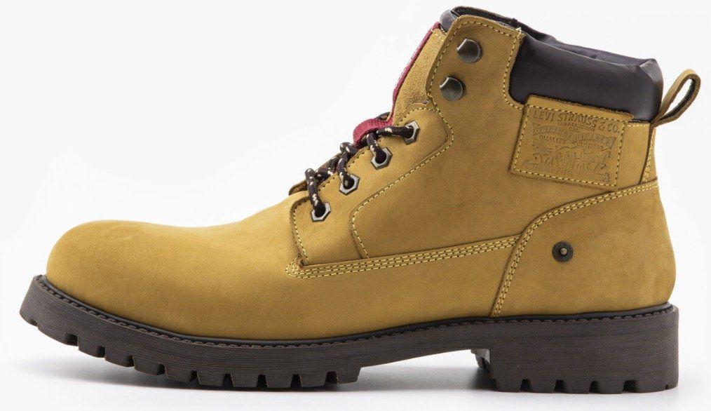 Levis Hodges Combat Herren Boots ab 27,99€ (statt 44€)