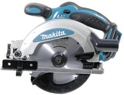 Makita DSS610Z Akku Handkreissäge (ohne Akku) für 116,95€(statt 141€)