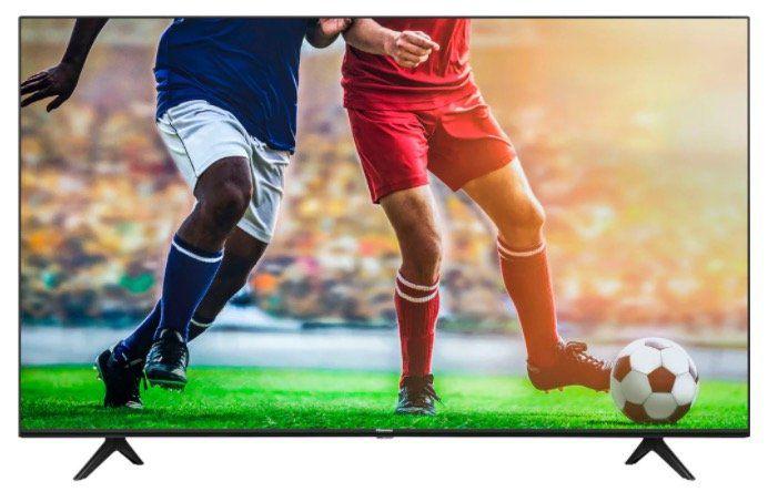 Hisense 58AE7000F   58 Zoll UHD Fernseher 362,54€ (statt 420€)