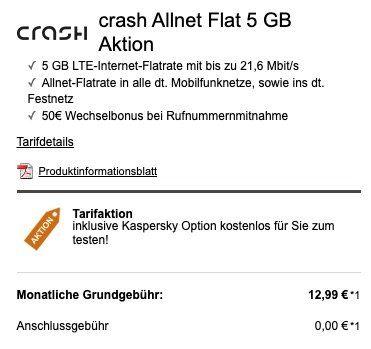 Xiaomi Redmi Note 9 Pro + TV Stick für 39€ + Vodafone Flat mit 5GB LTE für 12,99€mtl. + 50€ Bonus bei Rufnummernmitnahme