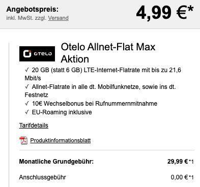 Abgelaufen! 🔥 Xiaomi Mi 10 + Scooter 1S + Mi TV Stick für 4,99€ + Vodafone Flat mit 20GB LTE für 29,99€mtl.