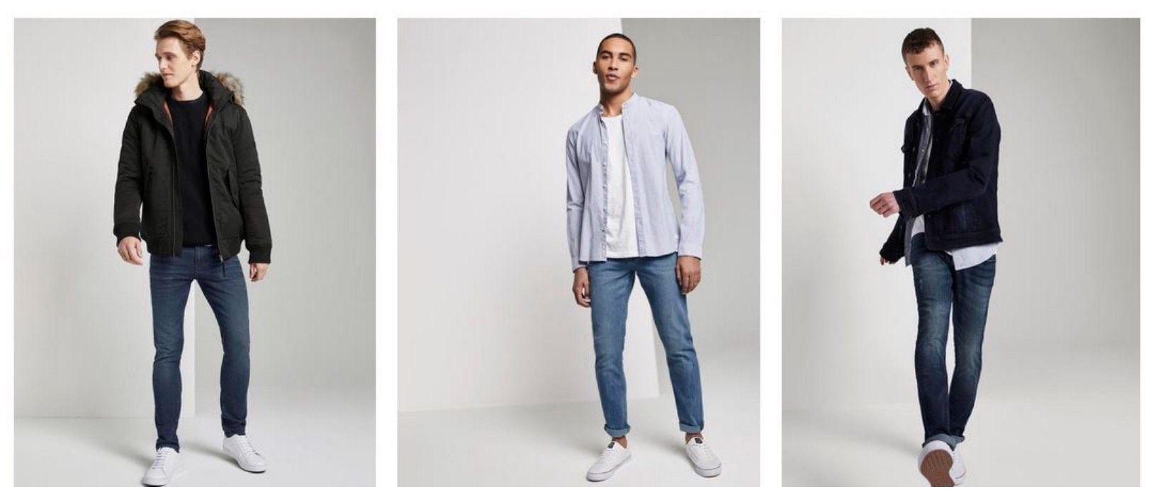 Tom Tailor Hosen & Jeans Sale bis Mitternacht: 30% Rabatt auch auf Sale (MBW 24€)