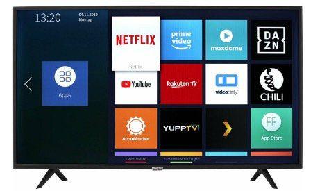 Hisense H32BE5500 32 Zoll HD Ready Fernseher mit Dolby Audio für 154€ (statt 175€)