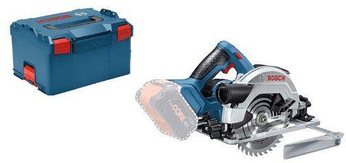 Bosch Professional 18V System Akku Kreissäge GKS 18V 57G in L BOXX für 128,37€ (statt 143€)