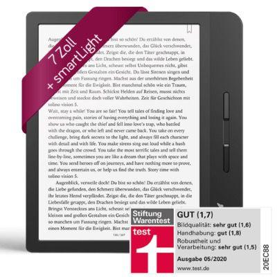 Vorbei! 🔥 2x Tolino Vision 5 eBook-Reader mit 2x Slimtasche nur 176,24€ (statt 338€) – auch andere Reader