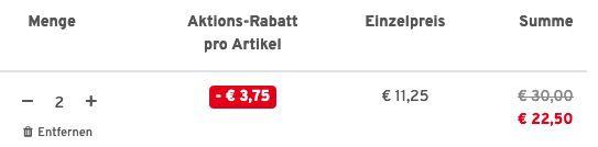 2x Chiemsee Herren Badeshorts in Grün nur 22,50€ (statt 80€)   nur L und XL