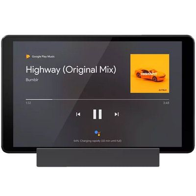 LENOVO Smart Tab M8 mit Google Assistant mit 8 Zoll in Iron-Grey ab 109€ (statt 125€)
