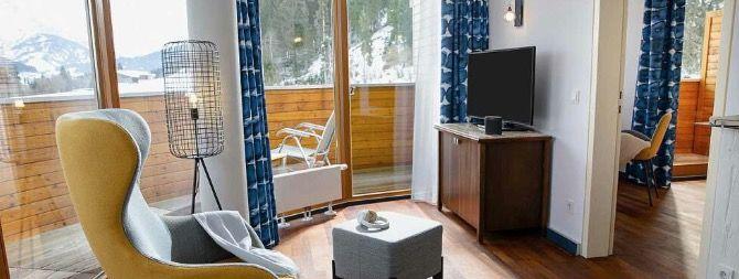 ÜN im 4* Hotel TUI BLUE Fieberbrunn in Tirol inkl. Frühstück und abends 5 Gang Menü ab 59,50€ p.P.