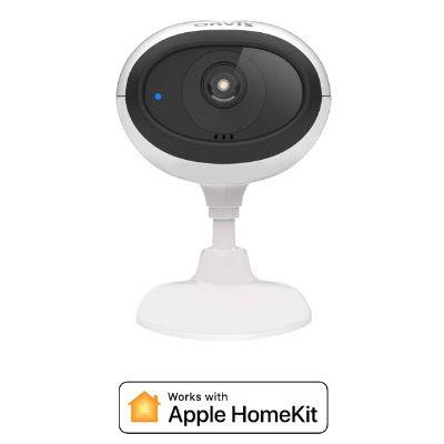 Onvis C3 HomeKit Videokamera mit iCloud 1080P Wi Fi und Nachtsicht für 79,99€ (statt 90€)