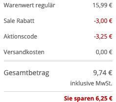 Montego Sweatshorts mit Tunnelzug aus reiner Baumwolle in diversen Farben für 9,74€ (statt 16€)