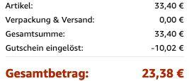 HOBO Messerblock mit Edelstahlmesserset 17 teilig in Schwarz für 23,38€ (statt 33€)