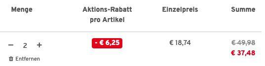 6x Replay Boxershorts in 3 Farben für 37,48€ (statt 58€)   nur 6,24 pro Boxer!