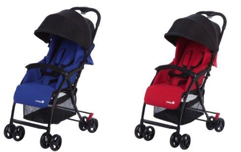 Safety 1st Buggy Urby in Plain Blue oder Plain Red je für 61,50€ (statt 120€)